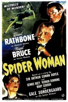 Apocalypse Later Film Reviews: The Spider Woman (1944)
