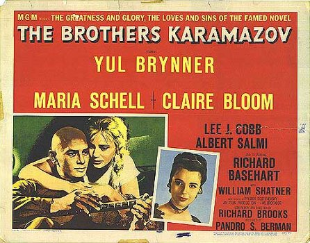 a review of movie the brothers karamazov Complete summary of fyodor dostoevsky's the brothers karamazov enotes plot summaries cover all the significant action of the brothers karamazov.