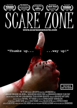 Scare Zone (2009) Apocalypse Later Scare Zone 250x350 Movie-index.com