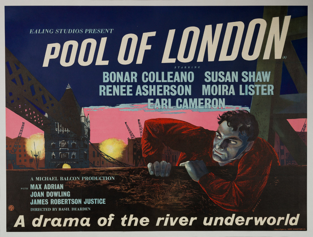 Apocalypse Later Film Reviews: Pool of London (1951)